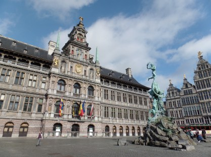 Antwerp Town Hall