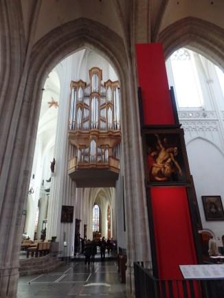 1993 Metzler organ, Antwerp Cathedral
