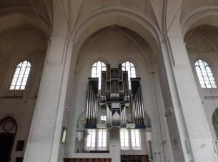 1970 Marcussen organ, Lübecker Dom