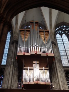 1998 Klais organ, Cologne Cathedral