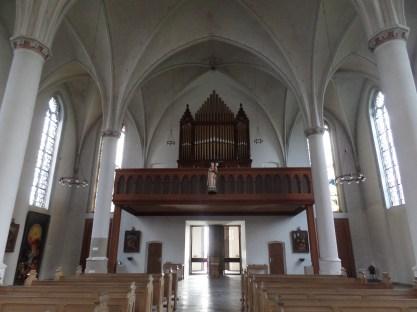 Steer & Turner, Op. 14 (rest. Schulte), St. Maternus, Cologne