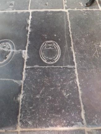Memorial to Sweelinck, Oude kerk, Amsterdam