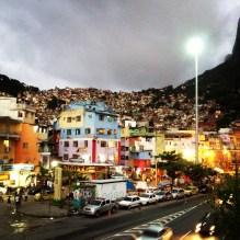 The Rocinha Favela