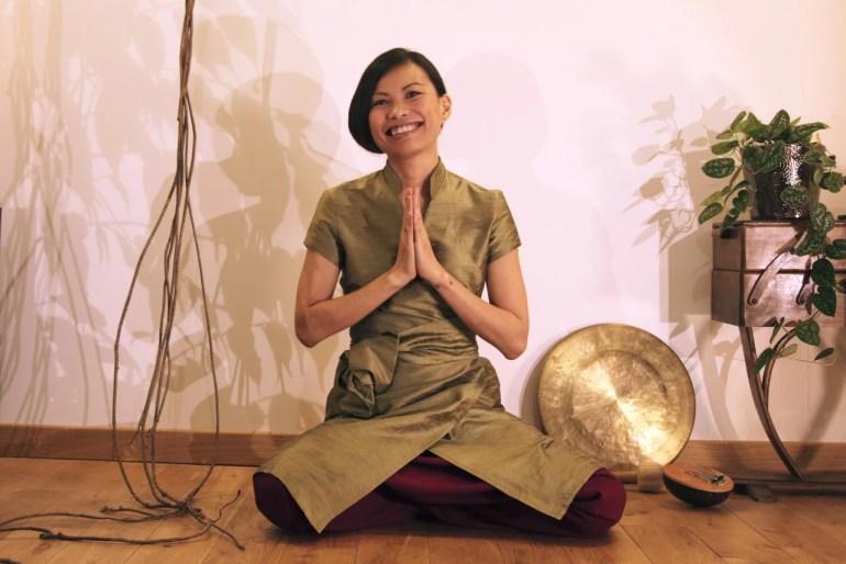 Minako Komatsu, Kunda-yoga