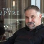 John Ganci, The Empyre, hotel, Castlemaine, Kate McCombie