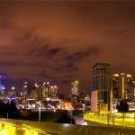 cityscape, Melbourne, Victoria, night, kate mccombie, photographer