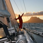 lord Howe Is, sailing, dawn, sea, yacht, kate mccombie, photographer, melbourne