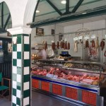 market stall at Ciutadella