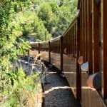 old train to Soller, Mallorca
