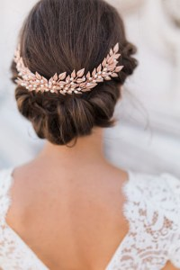 Our Favorite Bridal Hair Accessories - Kate McDonald ...