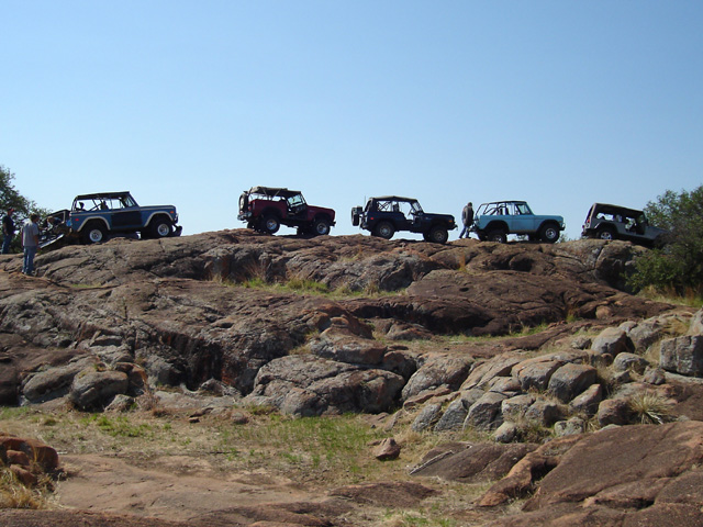TRAILS & OBSTACLES - Offroad Park Texas