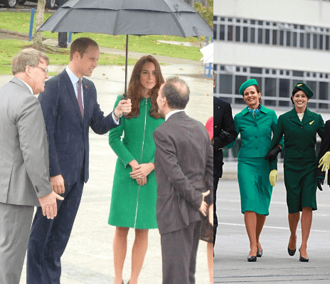 Kate Aer Lingus