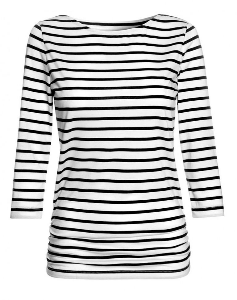 Kate Middleton's THREE breton striped tops from ME+EM