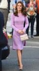 Kate Recycles Fan Favourite Purple Dress Mental Health