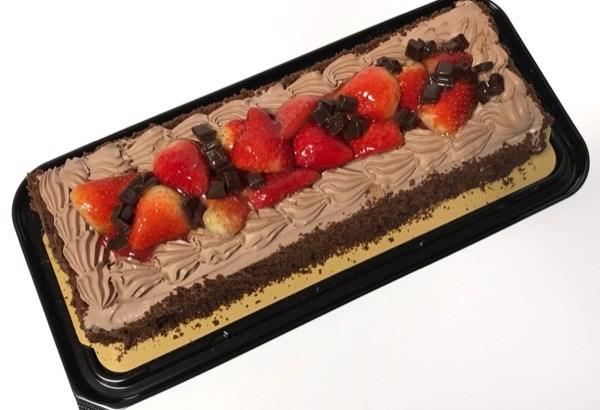 コストコの『ストロベリーチョコケーキ』が超おいしい!