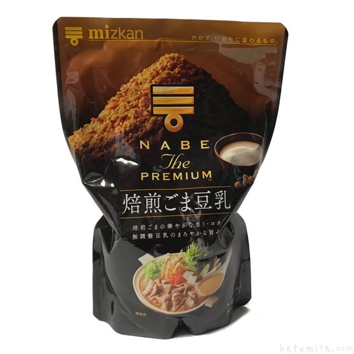 ミツカンの『焙煎ごま豆乳鍋つゆ』が超おいしい!