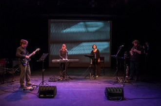 Kate Moore + Michaela Riener with RPM Electro 2013