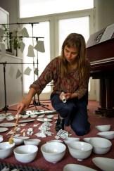 Porcelain Project with photo by Joyce vanderfeesten 2016