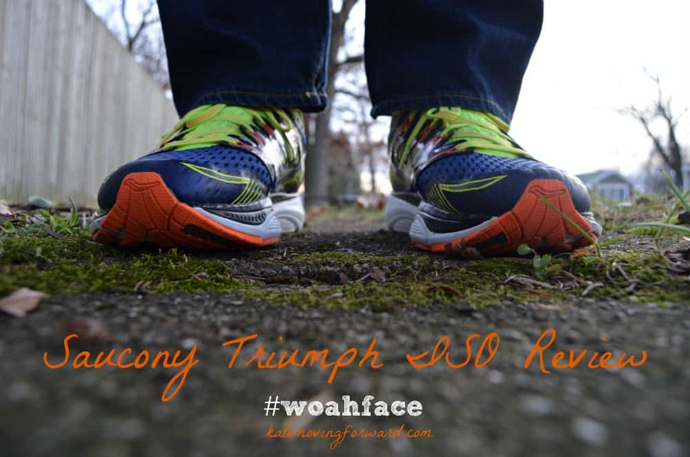 Triumph Saucony Iso Review
