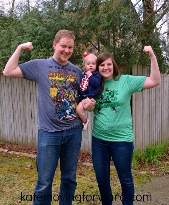 Avengers Family Fun