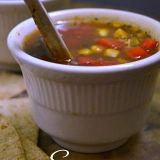 Easy Taco Soup with Birds Eye Protein Blends