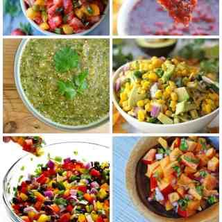 7 Fresh & Fiery Summertime Salsas