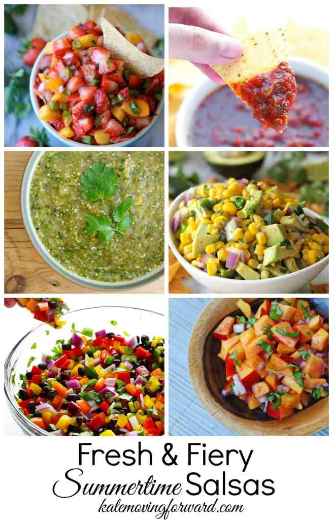 7 Fresh & Fiery Summertime Salsas
