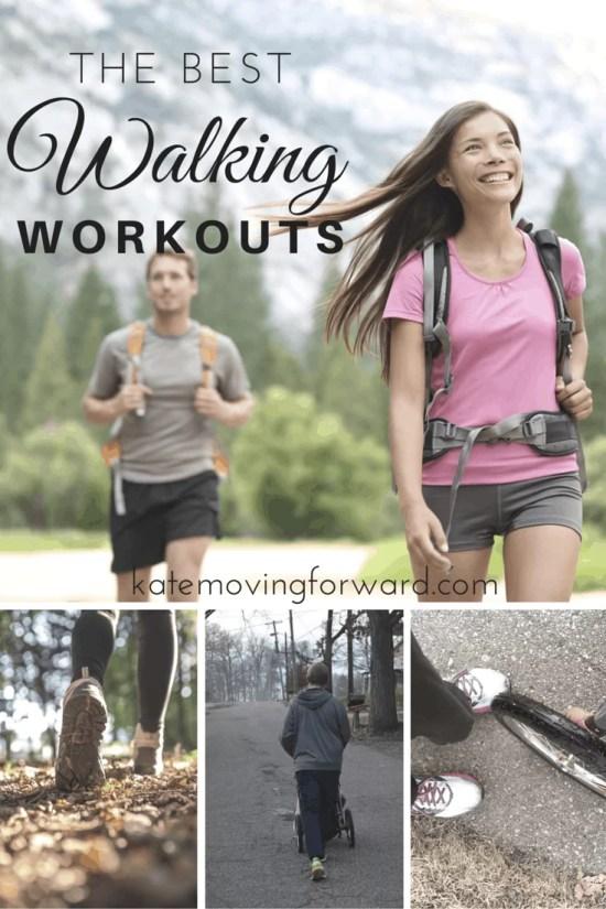 The Best Walking Workouts