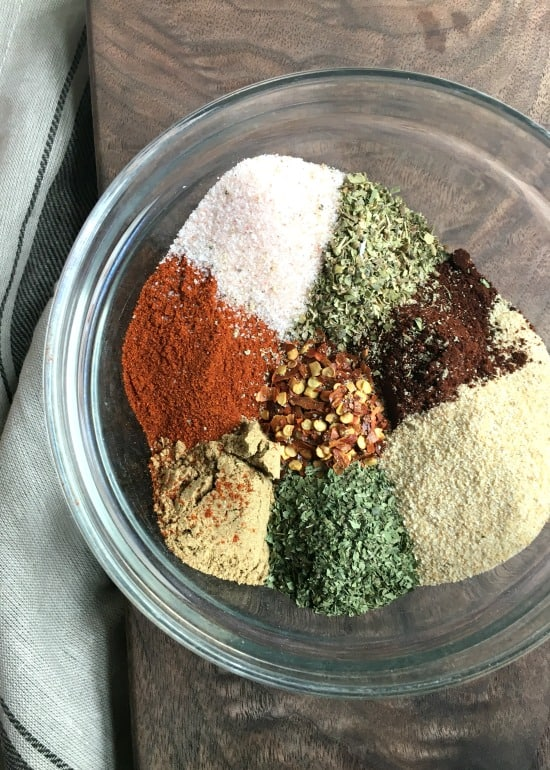 taco spice blend