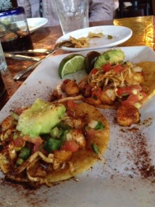 Seafood Scallop Tacos