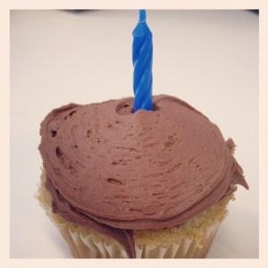 Gluten & Dairy Free Vanilla Cupcakes