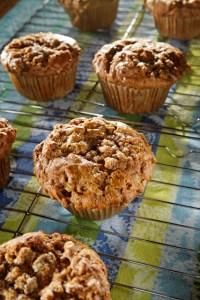 Vegan Bran Muffin (Chubby Vegetarian: Photo & Recipe)