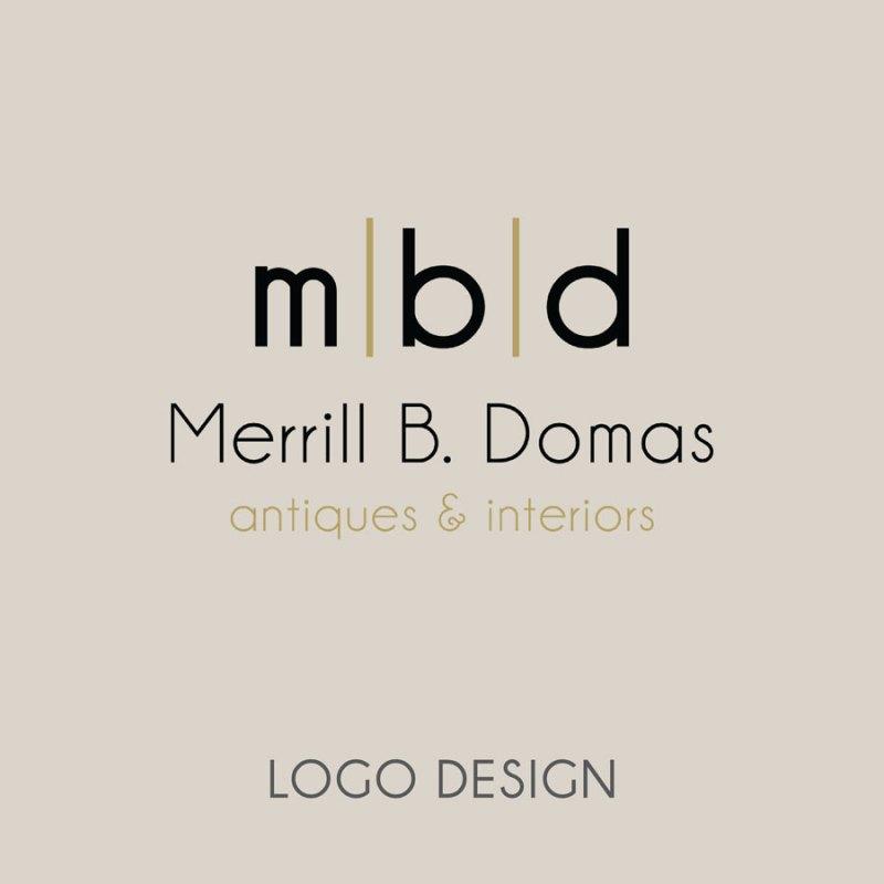 Merill B. Domas | Logo Design