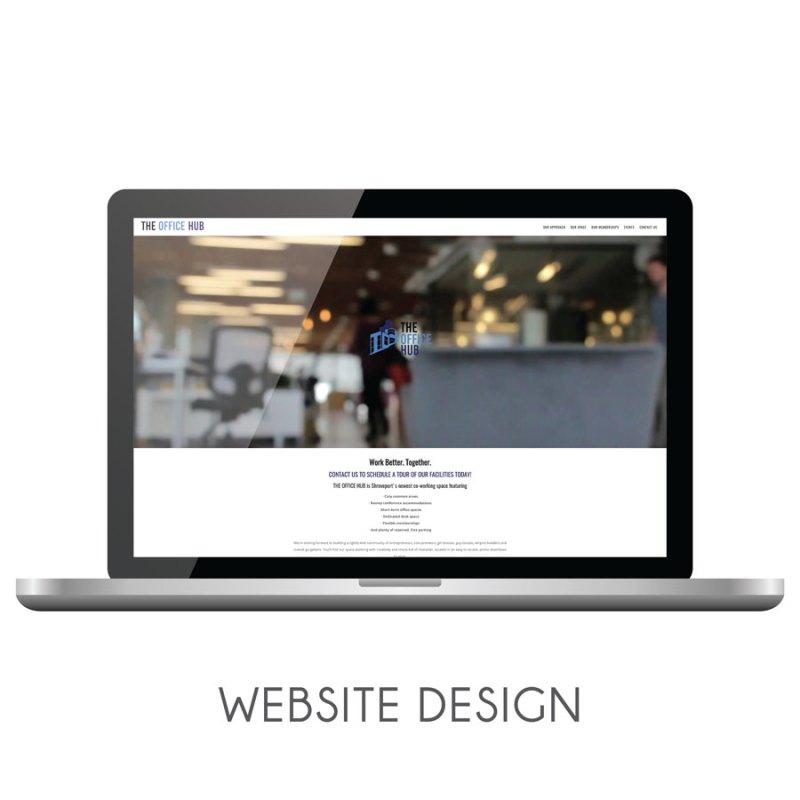 The Office Hub | Website Design
