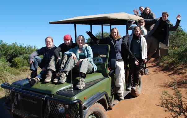 Shamwari Conservation Experience