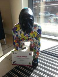 Go Go Gorilla - Gus the Gorilla , Norwich