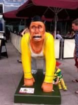 Go Go Gorilla Freddie - Norwich