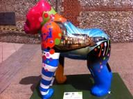 Go Go Gorilla Gerald, Norwich
