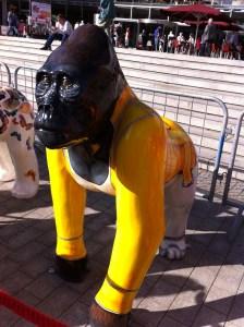 Go Go Gorilla Freddy - Norwich