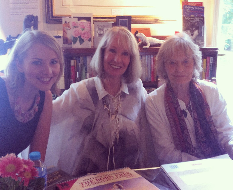 Kate, Pollyanna and Virginia