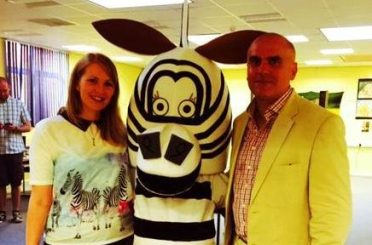 ZEBRA and Kate on Conservation at World of Wildlife Exhibition: In support of elephants