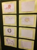 Lion aid art competition entries