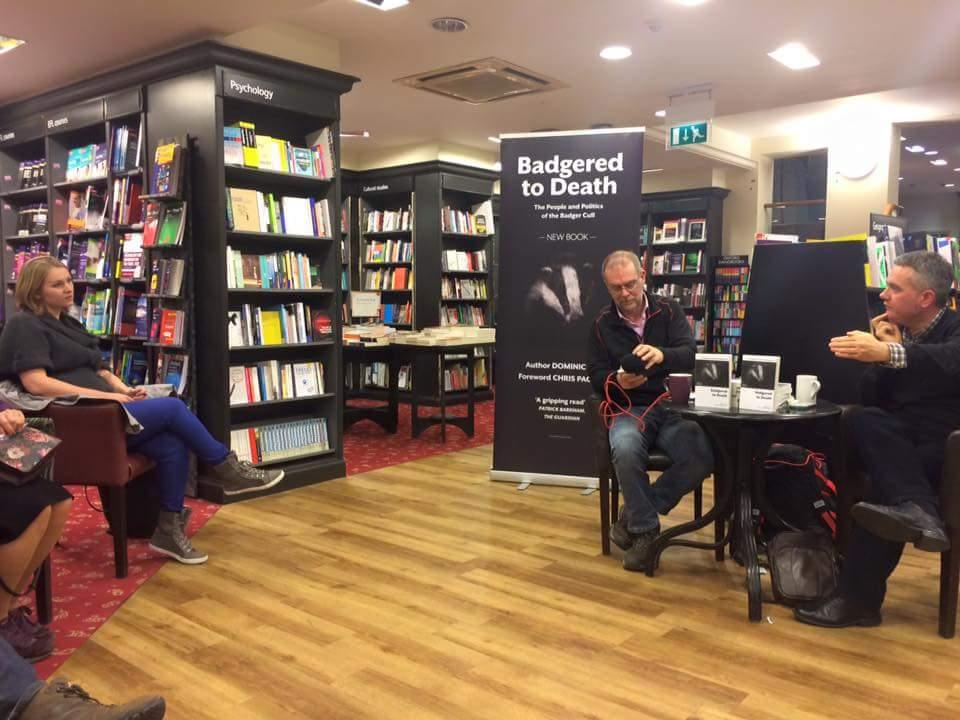 The Great British Badger Debate