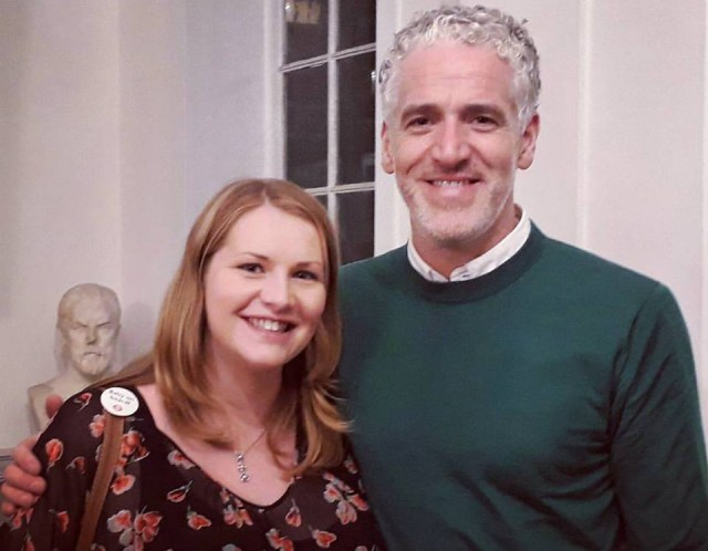 Gordon Buchanan and Kate on Conservation