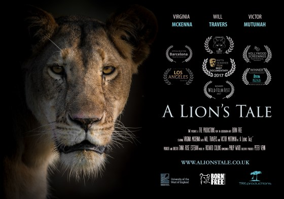 A Lions Tale film poster