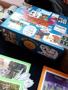 Lockwood School Roots and Shoots - care packages for dogs