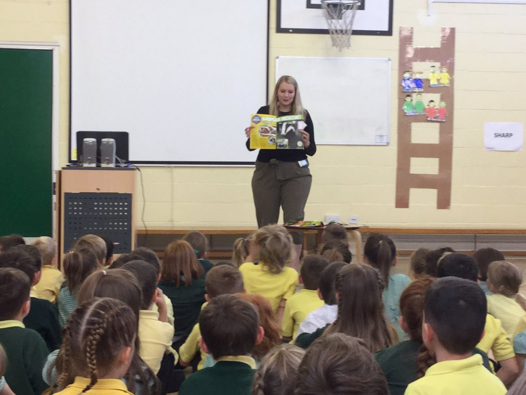 Kate-on-conservation-giving-an-assembly-at-East-Harling-Primary-School