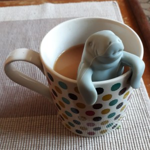 Plastic-free-July-manatee-tea-strainer-to-reduce-plastic-waste