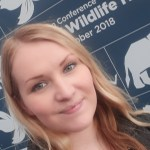Kate-on-conservation-at-the-Illegal-Wildlife-Trade-conference-2018