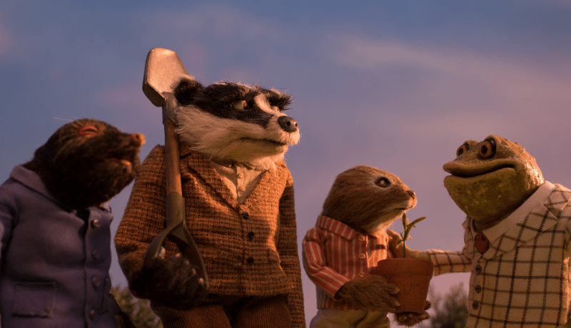 Sir David Attenborough and Stephen Fry feature in Wildlife Trusts' Wind in the Willows 'trailer'